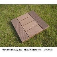 Buy cheap best composite decking OLDA-1005 from wholesalers