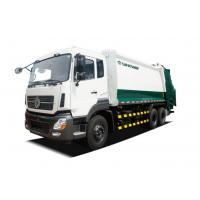 China Easy Control Refuse Collection Vehicle / Waste Management Truck 180KW Rated Power wholesale