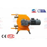 Buy cheap Mortar Conveying Peristaltic Industrial Hose Pump Cements Praying from wholesalers
