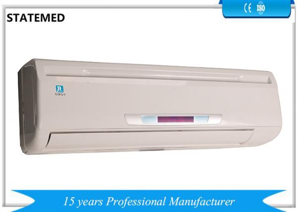 Quality Hanging Type UV Air Disinfection Machine / Air Purifier 19KG With Plastic Cover for sale