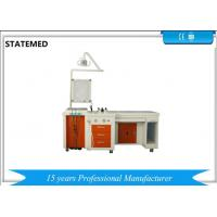 Buy cheap Durable Marble Desktop ENT Treatment Unit With Endoscopy System 1935 * 710 * 855mm from wholesalers
