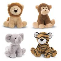 China Lovely Farm Animal Stuffed Small Plush Toys For Kids And Children on sale