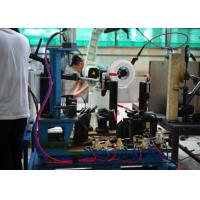 China 350A 500A Robotic Welding Systems For Metal Chair Desk Legs 6.5