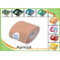Buy cheap Cotton Elastic Kinesiology Physio therapy Tape Sports Muscle Tape Coloured Multipurpose from wholesalers