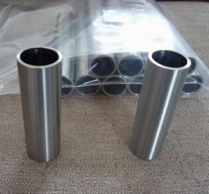 China annealed tantalum pipe, tantalum tube RO5200, RO5400, RO5252(Ta2.5W), RO5255(Ta10W) wholesale