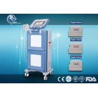 8000 times cartridges Wrinkle Removal HIFU Machine Facial Skin Care Machines with 1.5 / 3.0 / 4.5mm