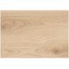 Wood Plastic Composite Click Vinyl PVC Flooring 100% Virgin Material For Indoor Place