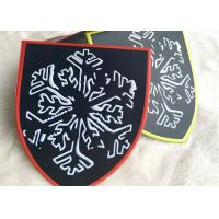 China Personalized Iron On Shirt Patches , Embroidery Heat Transfer Patches For Bag wholesale
