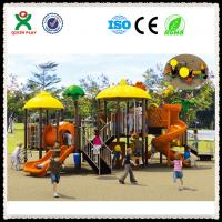 China China Supplier Used Outdoor Kids Playgrounds for Kids QX-007A wholesale