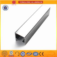 China Anti-scratch Polished Aluminium Profile Extrusion For Door And Window wholesale