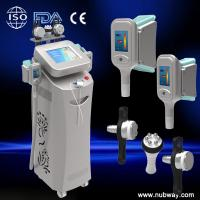 China Best 5 handles cryolipolysis body slimming beauty equipment for clinic in advance wholesale