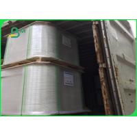 China 40gsm 60gsm 80gsm Acid Free Glassine Paper , Greaseproof Paper Roll For Bakery wholesale