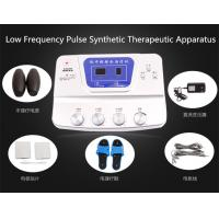 China LCD Full Body Relax Electric Massager Pulse Acupuncture Therapy Slipper Tens Machine wholesale
