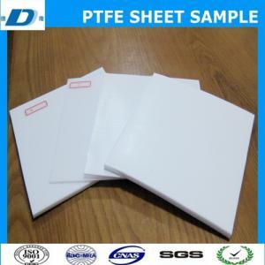China plastic ptfe skived sheet china manufactory wholesale