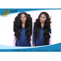 100% Unprocessed Malaysian Virgin Hair Extensions Body Wave Virgin Cuticles Hair Extension for sale