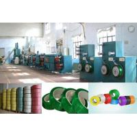 China Heat Resistant PET Bottle Recycling Machine PET Strap Production Package Line on sale