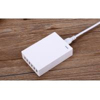 China 50W 6-Port USB Adapter Wall Charger For iPod iPhone Samsung Tab 4 3 2 Galaxy S5 wholesale