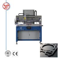 China Electric Semi Automatic Screen Printing Machine For Cylinder Head Gasket wholesale