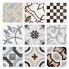 China Hall Flooring Glazed Ceramic Tile For Bathroom Floor   , 20 X 20 Ceramic Tile wholesale
