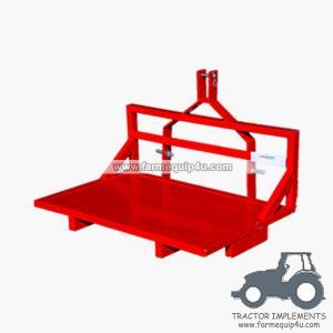 5CAB - Farm equipment tractor 3pt Carry-alls 5FT