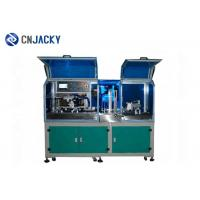 Buy cheap Full Automatic PVC Card Puncher Machine Fit For Pet / Abs Materials , High Productivity from wholesalers