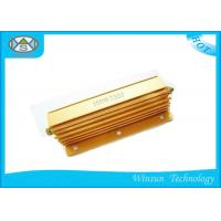 China Aluminum Housed 100W 51k Ohm Resistor , High Wattage Resistors For Power Supply on sale