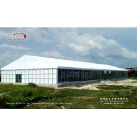 China 1000 People Tent For  Outdoor Party Tent With  Glass Walls and ABS Walls  For Church on sale