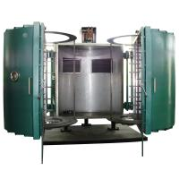 China High Efficiency Double Doors Vacuum Thermal Evaporation Coating Unit In Foshan JXS on sale