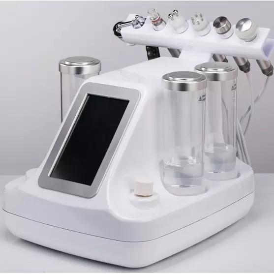 Quality Beauty Salon Face Cleanser Machine / Oxygen Hydrogen Small Bubble Skin Care Beauty Machine for sale