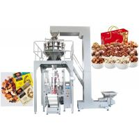 Buy cheap High Efficiency Automatic Multihead Weigher Packing Machine / Snack Food Bagging from wholesalers