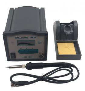 China Mobile Digital Soldering Iron Station , Lead Free Soldering Station Energy Saving wholesale