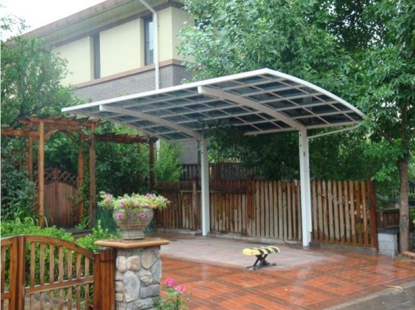 Aluminum Sun Shelter Images