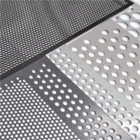 China 2mm Spacing Stainless Steel Perforated Sheet wholesale