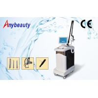 China Vertical F7+ Vaginal Tightening Co2 Fractional Laser Machine Medical Grade 10600nm wholesale