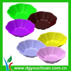 China Fashional Silicone Kitchenwares Products tasteless heathy silicone baby bowl on sale
