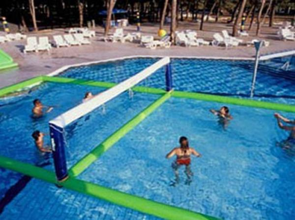 Pool Volleyball Net Images