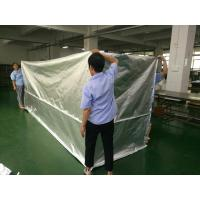 China Three Dimensional Foil Insulated Box Liners Used In Molds And Machines wholesale
