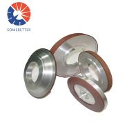 China CBN Diamond Wheels for Machining High Precision Shaping Tools Grinding wholesale
