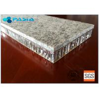 China Durable Granite Stone Honeycomb Core Panel With Polished Surface Treated wholesale