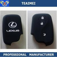 China Smart protective Non - Stick Silicone Car Key Cover For Lexus wholesale
