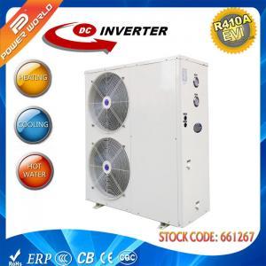 China тепловой насос ПОЛИСМЕНА 50Hz 220V высокий, насос подогревателя воды инвертора DC хладоагента R410A wholesale