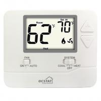 Buy cheap Single Stage Electric or Gas Boiler Digital Heating Room Thermostat For Home from wholesalers