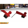 China клапан АБС 327г запирает вне для домочадца/коммерчески/промышленной одиночной руки wholesale