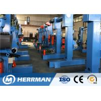 China Flat Copper Wire Cable Rewinding Machine PN800~PN1600 Pay - Off Bobbin Size wholesale