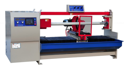 Quality Computerized BOPP / OPP / PVC Adhesive Tape Cutting Machine WIith High Precision for sale