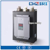 China CHZIRI 75KW 90KW AC motor soft starter CE CCC ISO9001 approved soft starters 320V-460V for heat pump, hoist mahinery etc wholesale