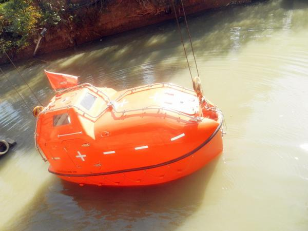 Quality 25 Persons solas life boat  regulations and open lifeboat for sale for sale