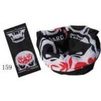 China Skull Design Bandana in black,red and white color (YT-159) on sale