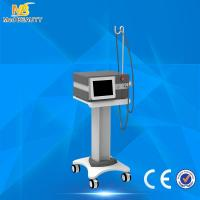 China Vertical Shockwave Therapy Equipment / Extracorporeal Shock Wave Therapy Eswt Machine Reduce Pains wholesale