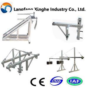 China zlp800   steel suspended platform,aerial platform cradle,lifting gondola wholesale
